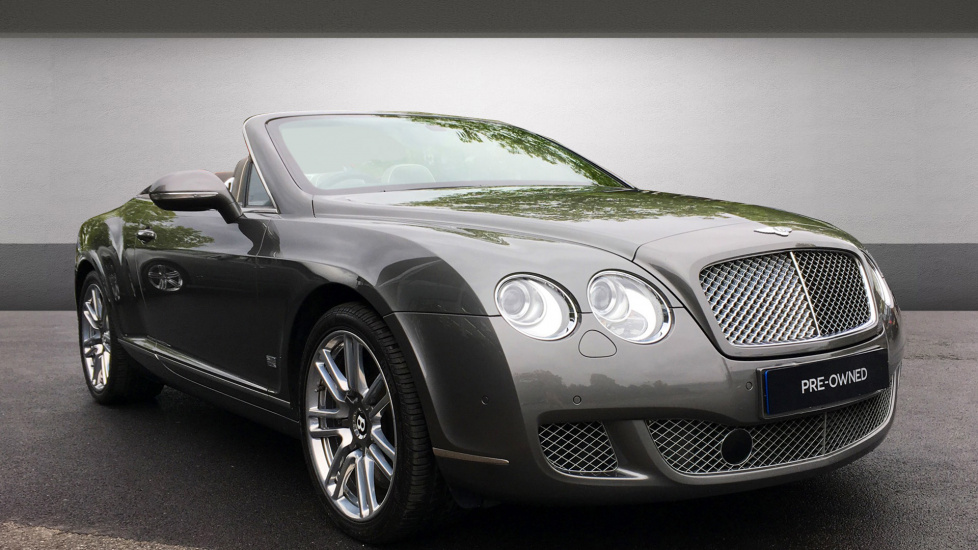 Bentley Continental GTC 6.0 W12 2dr Automatic 3 door Convertible (2011) image