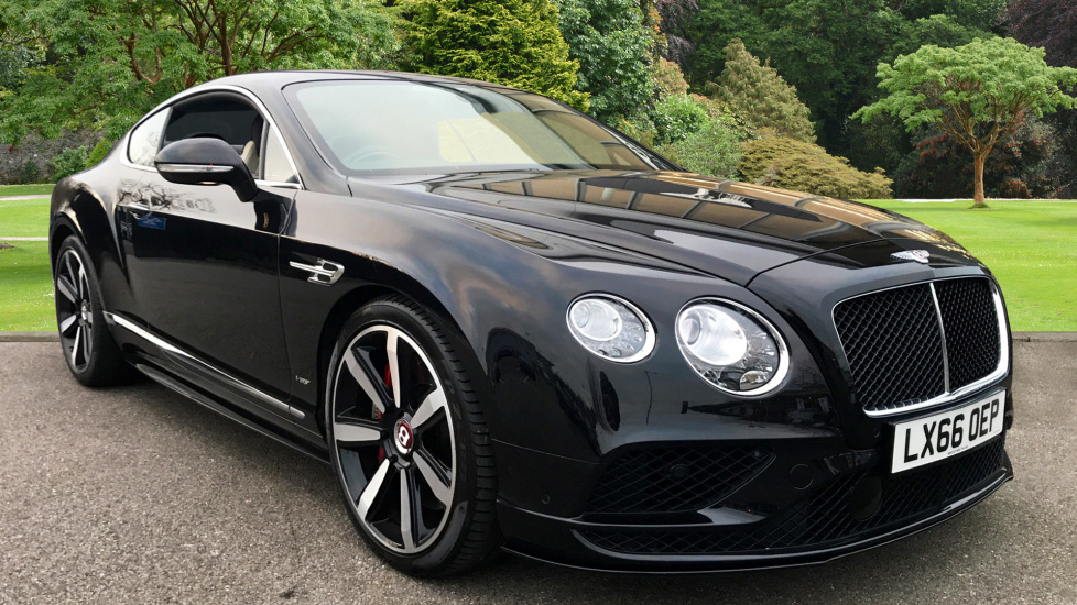 Bentley Continental GT 4.0 V8 S Mulliner Driving Spec 2dr Automatic Coupe (2013) at Bentley Tunbridge Wells thumbnail image