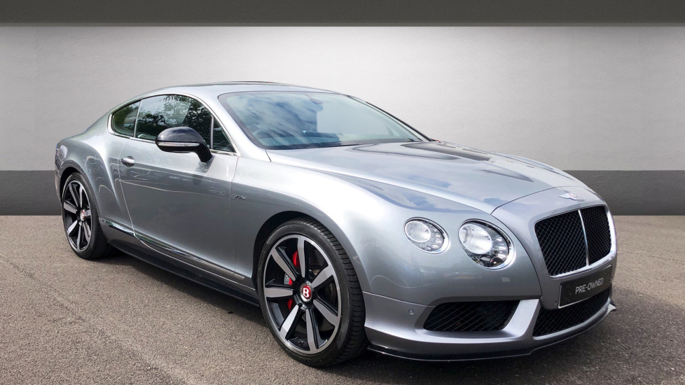 Bentley Continental GT 4.0 V8 S 2dr Automatic Coupe (2014)