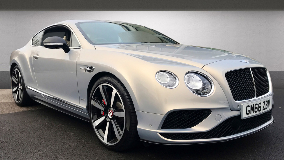 Bentley Continental GT 4.0 V8 S Mulliner Driving Spec 2dr Automatic Coupe (2016) image