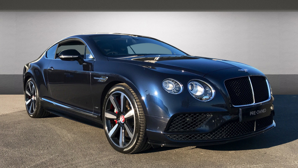 Bentley Continental GT 4.0 V8 S Mulliner Driving Spec 2dr Auto Automatic Coupe (2016)