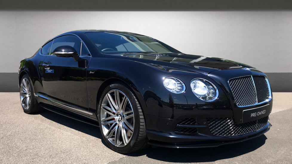 Bentley Continental GT 6.0 W12 Speed 2dr Auto Automatic Coupe (2014)