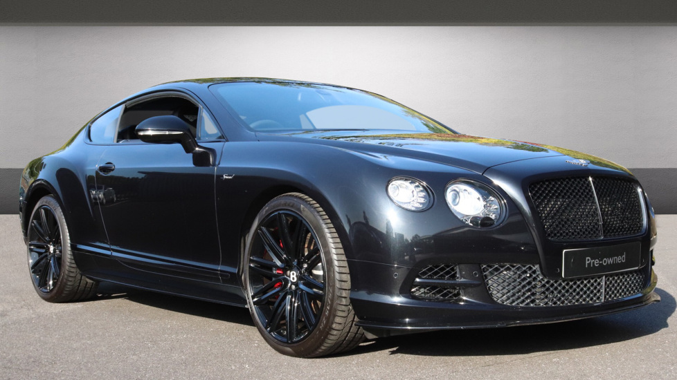 Bentley Continental GT 6.0 W12 Speed 2dr Automatic Coupe (2014)