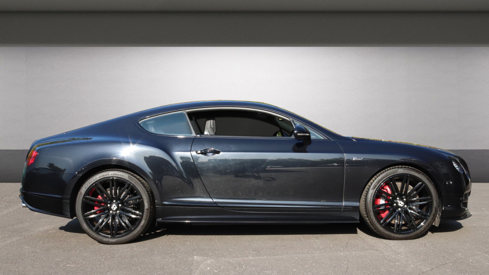 Bentley Continental GT 6.0 W12 Speed 2dr image 3
