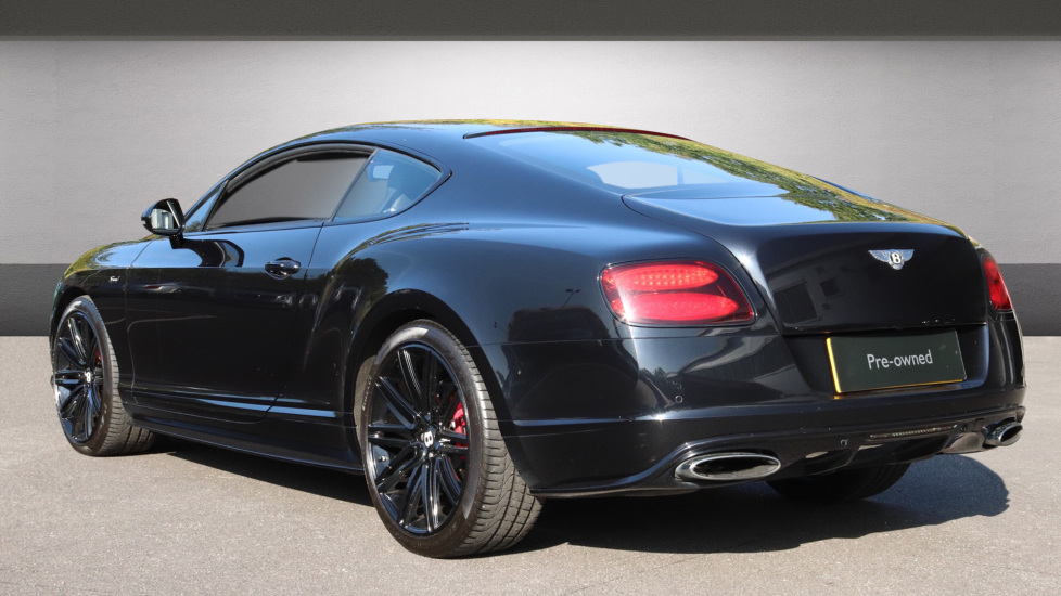 Bentley Continental GT 6.0 W12 Speed 2dr image 5