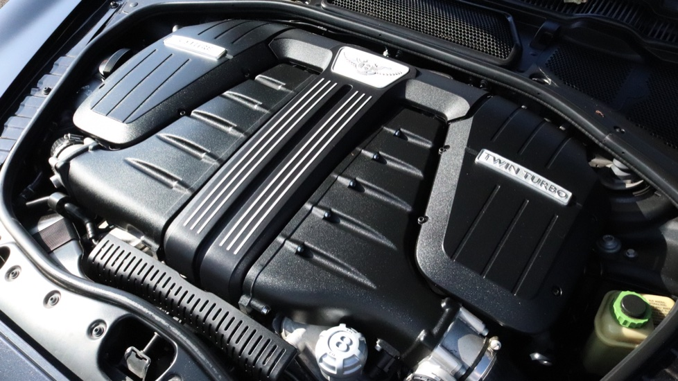 Bentley Continental GT 6.0 W12 Speed 2dr image 14