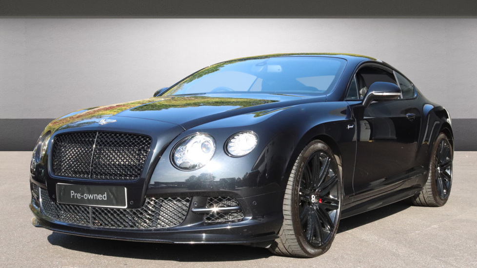 Bentley Continental GT 6.0 W12 Speed 2dr image 16