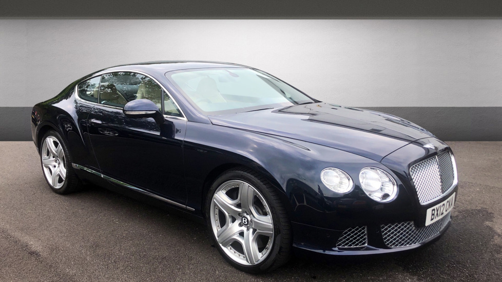 Bentley Continental GT 6.0 W12 [E85] Mulliner Driving Spec 2dr Automatic Coupe (2012) image