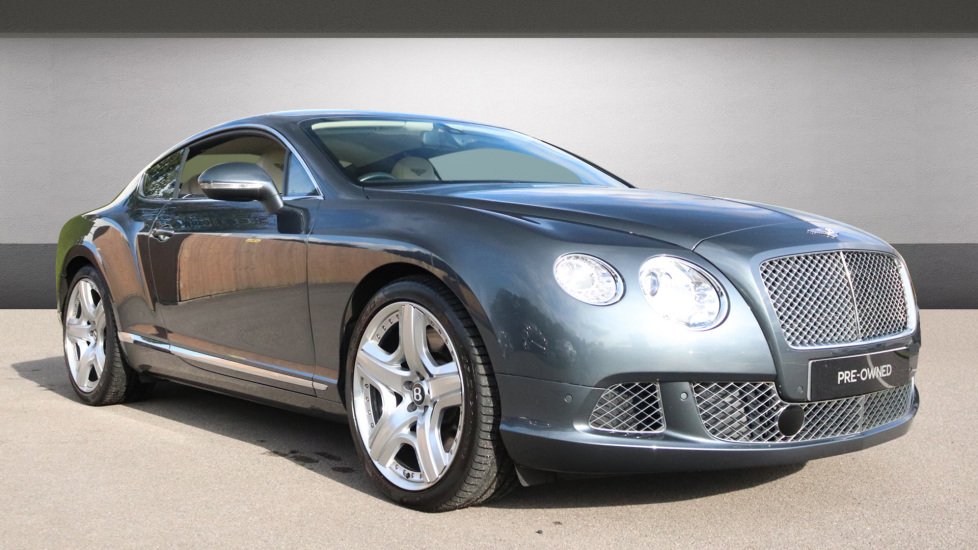 Bentley Continental GT 6.0 W12 [E85] Mulliner Driving Spec 2dr Automatic Coupe (2011) image