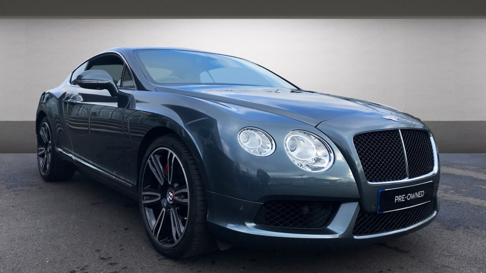 Bentley Continental GT 4.0 V8 2dr Automatic Coupe (2013) image