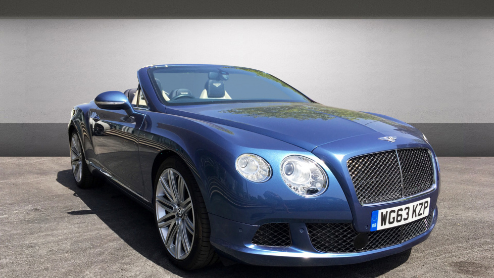 Bentley Continental GTC 6.0 W12 Speed 2dr Automatic Convertible (2014) image