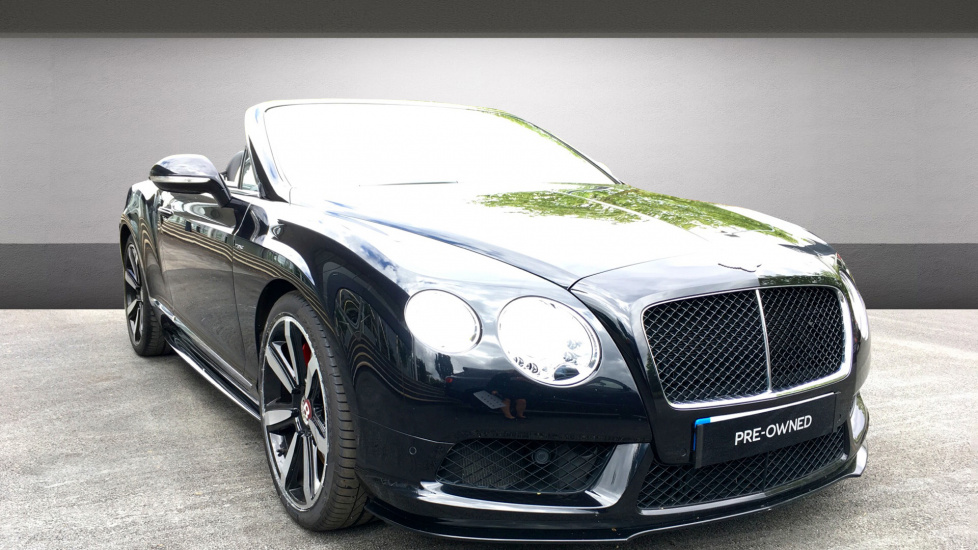 Bentley Continental GTC 4.0 V8 S 2dr Automatic Convertible (2014) image