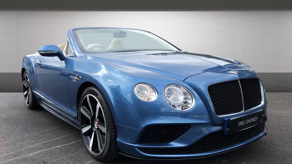 Bentley Continental GTC 4.0 V8 S Mulliner Driving Spec 2dr Automatic Convertible (2016) image