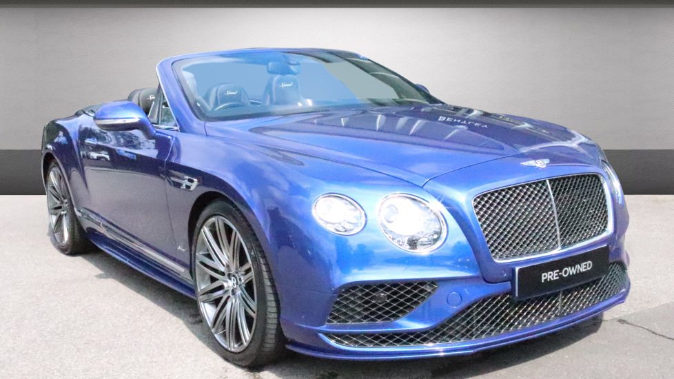 Bentley Continental GTC 6.0 W12 [635] Speed 2dr Automatic Convertible (2016) image