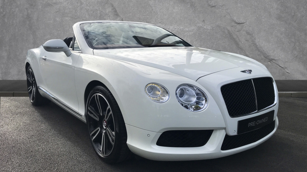 Bentley Continental GT Convertible 4.0 V8 2dr Auto Automatic Convertible (2012) image