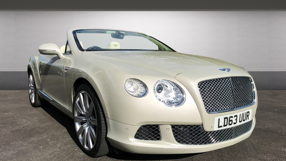 Bentley Continental GT Convertible 6.0 W12 Mulliner Driving Spec 2dr Auto Automatic Convertible (2013) image