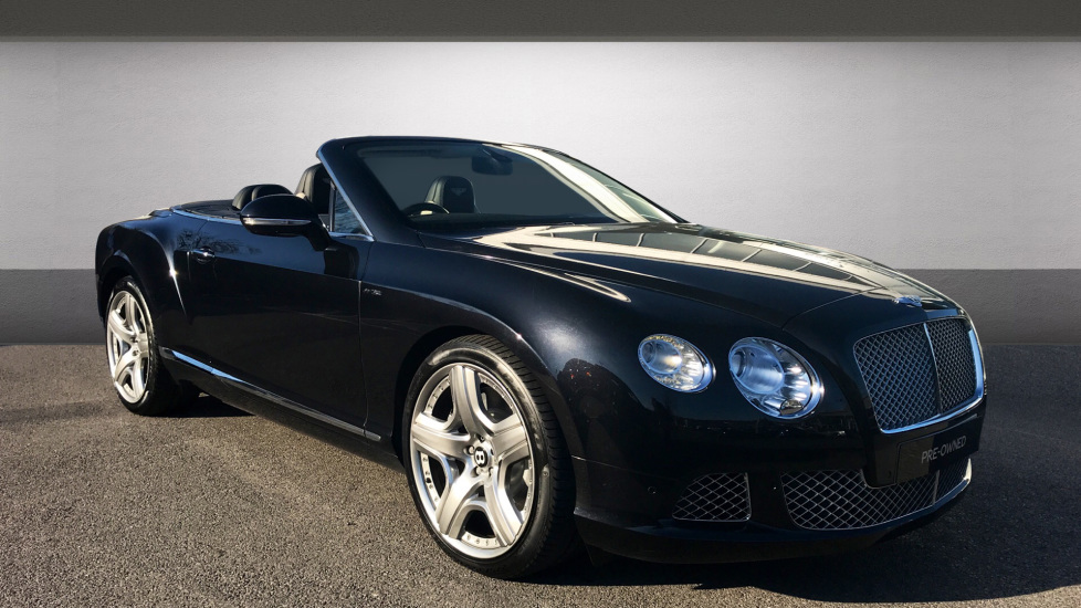 Bentley Continental GTC 6.0 W12 2dr Automatic Convertible (2013) image