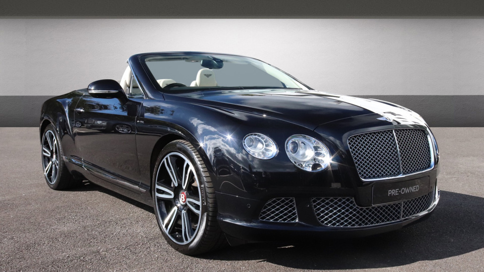Bentley Continental GTC 6.0 W12 2dr Automatic Convertible (2013)