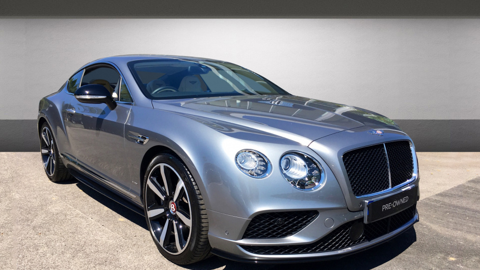 Bentley Continental GT 4.0 V8 S Mulliner Driving Spec 2dr Automatic Coupe (2017) image