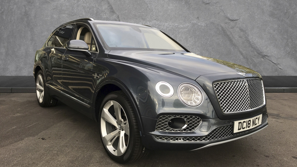 Bentley Bentayga 4.0 V8 5dr Diesel Automatic 4x4 (2018) image
