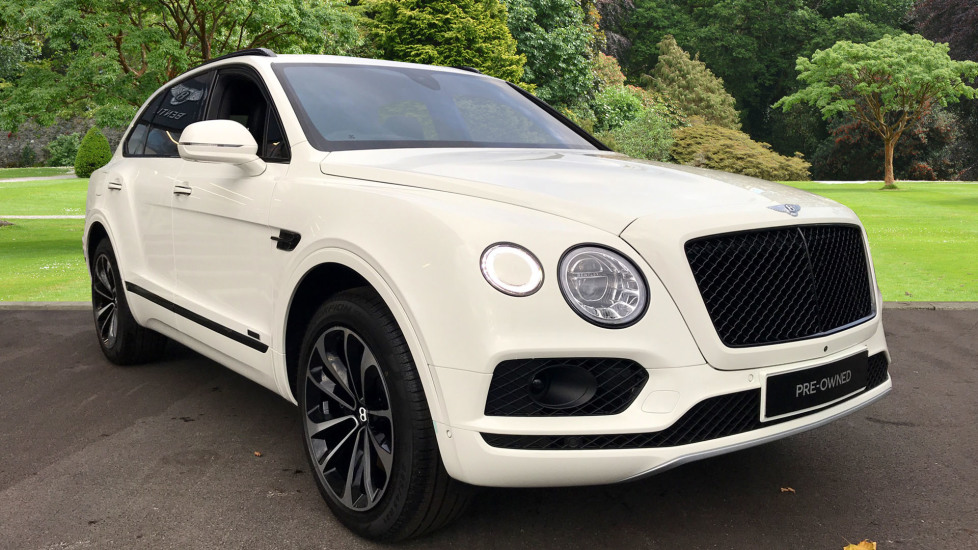 Bentley Bentayga 4.0 V8 5dr Diesel Automatic 4x4 (2018) image