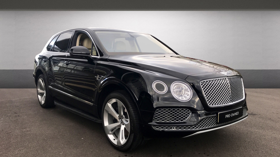 Bentley Bentayga 4.0 V8 5dr Diesel Automatic 2 door Estate (2017) image
