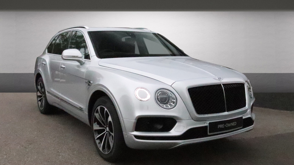 Bentley Bentayga 4.0 V8 5dr Diesel Automatic Estate (2017) image