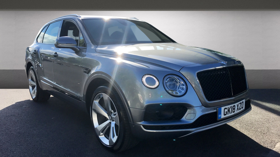 Bentley Bentayga 4.0 V8 5dr Diesel Automatic Estate (2018) image