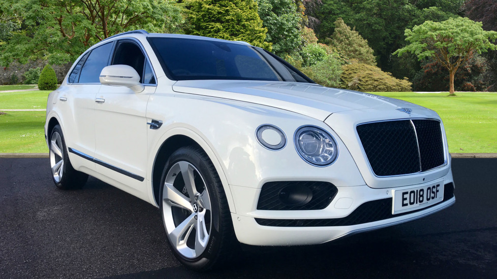 Bentley Bentayga 4.0 V8 5dr Auto Automatic Estate (2018) image