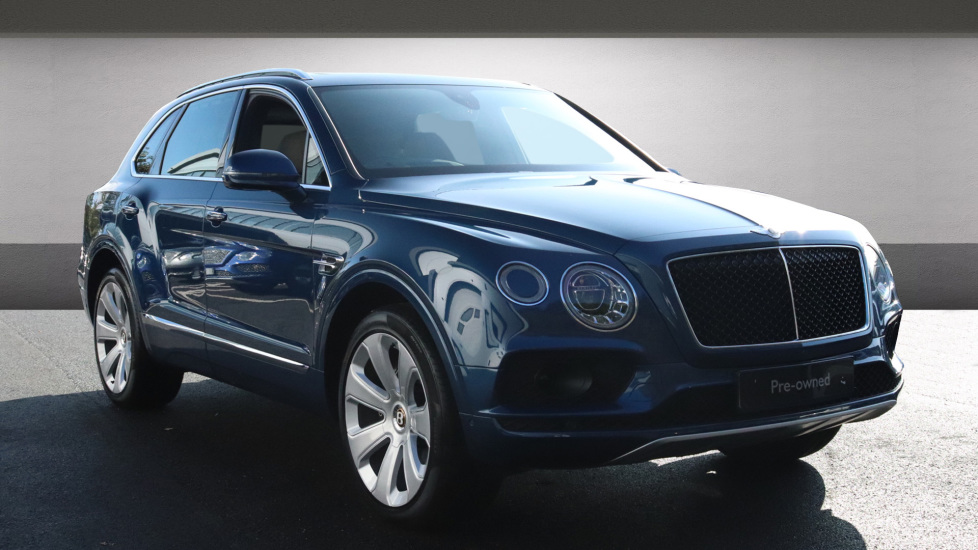 Bentley Bentayga 4.0 V8  Automatic 5 door Estate (2019)