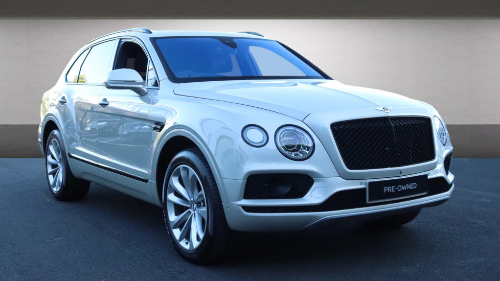 Bentley Bentayga 4.0 V8 Mulliner Driving Spec 7 Seater 5dr Auto Automatic Estate (2019)