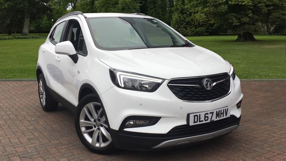 Used Vauxhall MOKKA X SUV 1.4i Turbo ecoTEC Active (s/s) 5dr