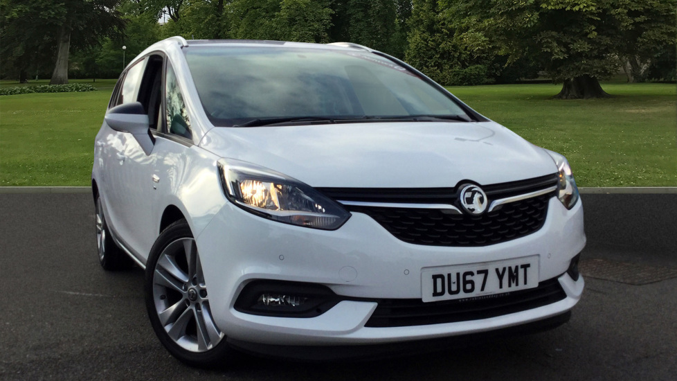 Used Vauxhall ZAFIRA TOURER MPV 1.4 i Turbo 16v SRi 5dr
