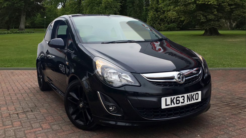 Used Vauxhall CORSA Hatchback 1.2i Limited Edition 3dr
