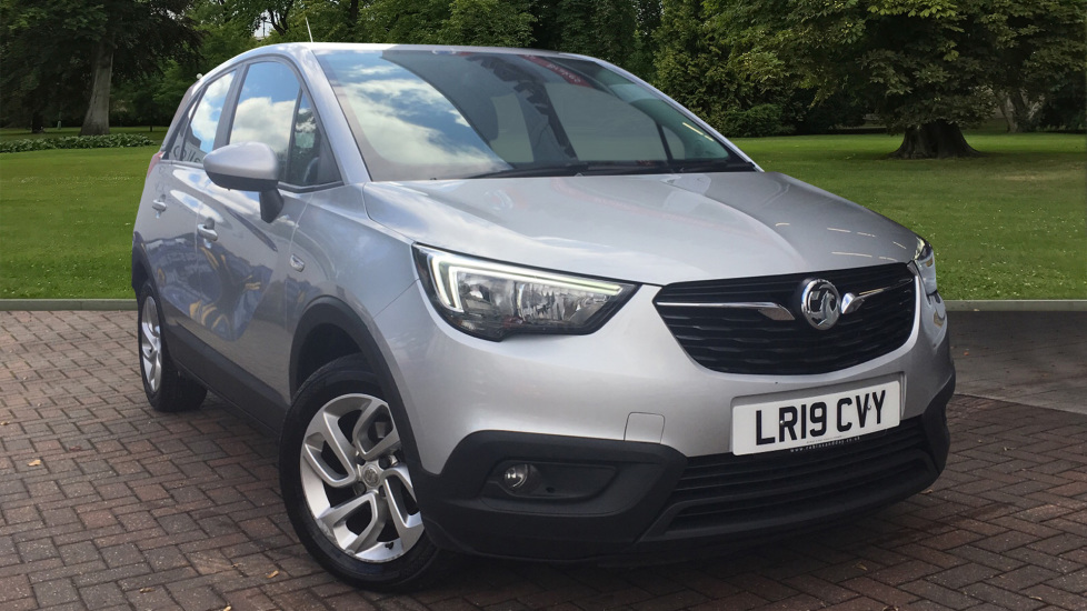 Used Vauxhall Crossland X SUV 1.6 Turbo D ecoTEC BlueInjection SE Nav (s/s) 5dr