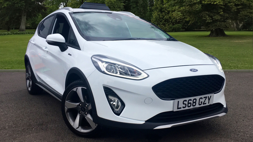 Used Ford FIESTA Hatchback 1.0T EcoBoost Active 1 (s/s) 5dr