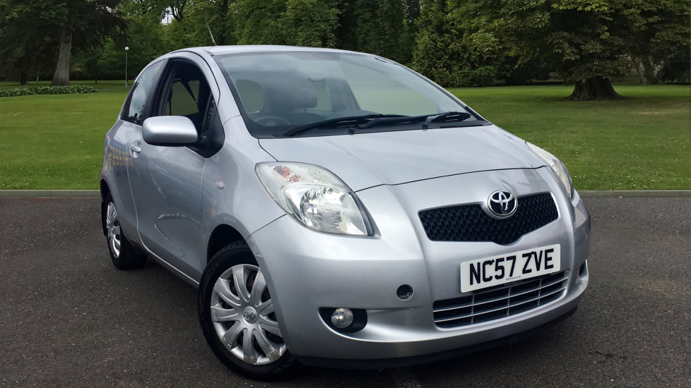 Used Toyota YARIS Hatchback 1.3 T3 Multimode 3dr