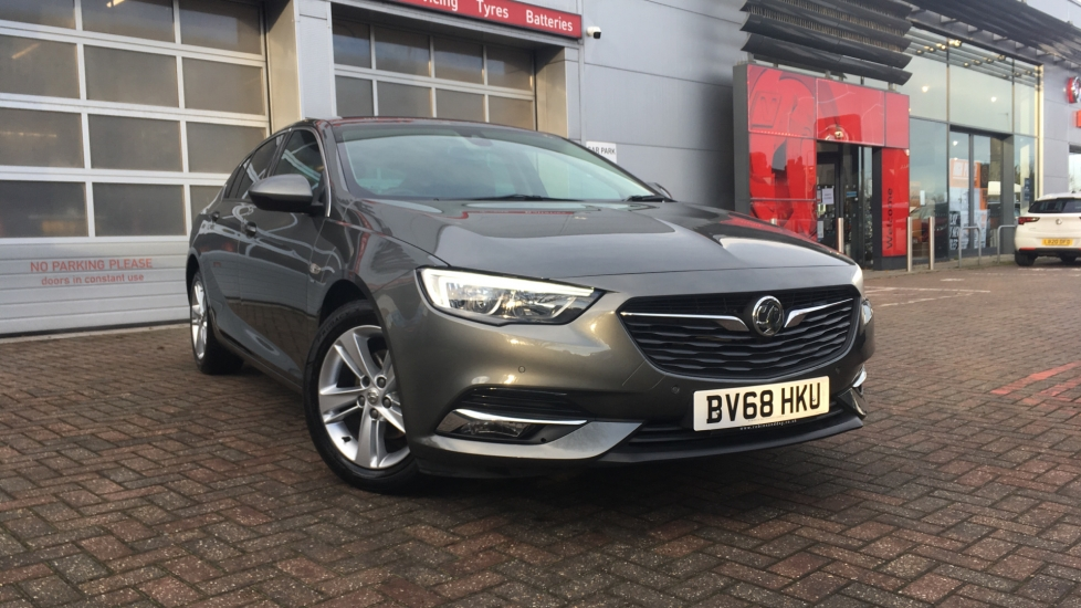 Used Vauxhall Insignia Hatchback 1.6 Turbo D ecoTEC BlueInjection SRi Grand Sport (s/s) 5dr