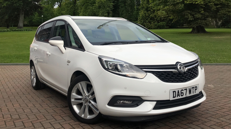 Used Vauxhall Zafira Tourer MPV 1.4i Turbo SRi Nav Tourer 5dr