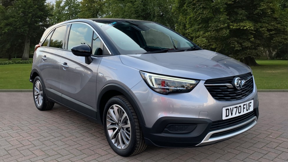 Used Vauxhall Crossland X SUV 1.2 Griffin (s/s) 5dr