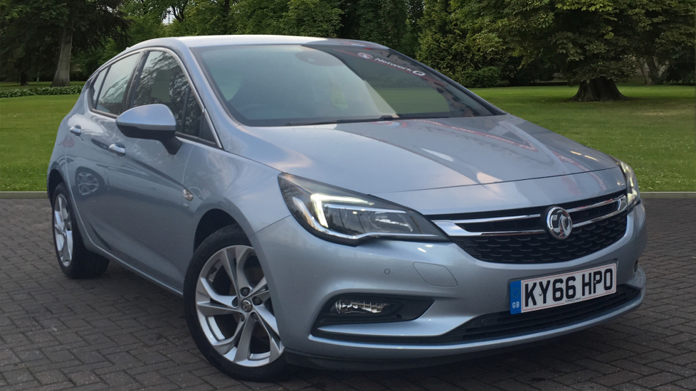 Used Vauxhall Astra Hatchback 1.4i Turbo SRi Nav 5dr