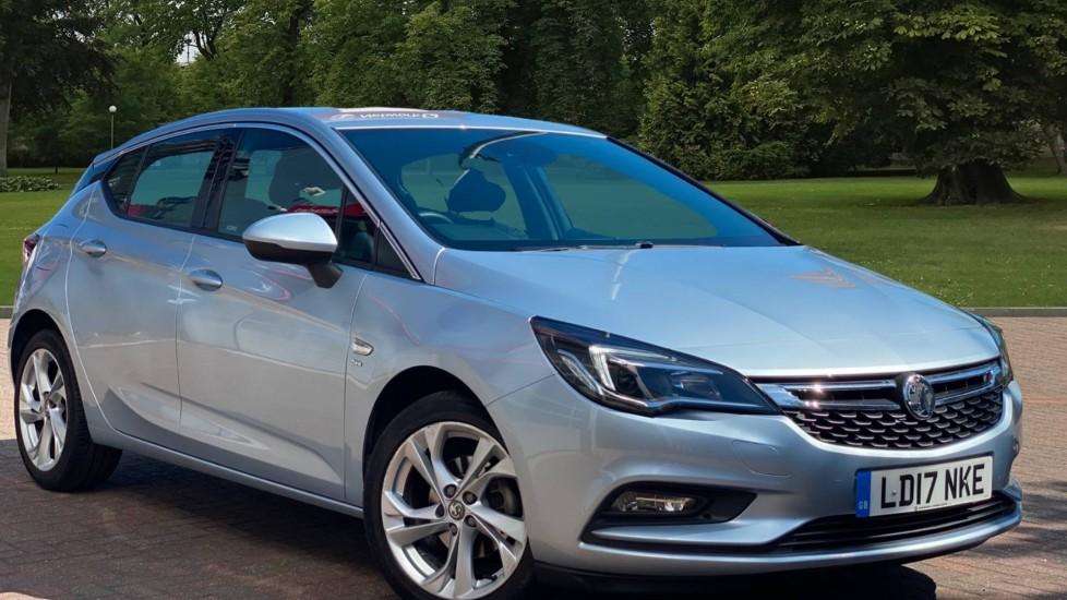 Used Vauxhall Astra Hatchback 1.4i Turbo SRi Auto (s/s) 5dr