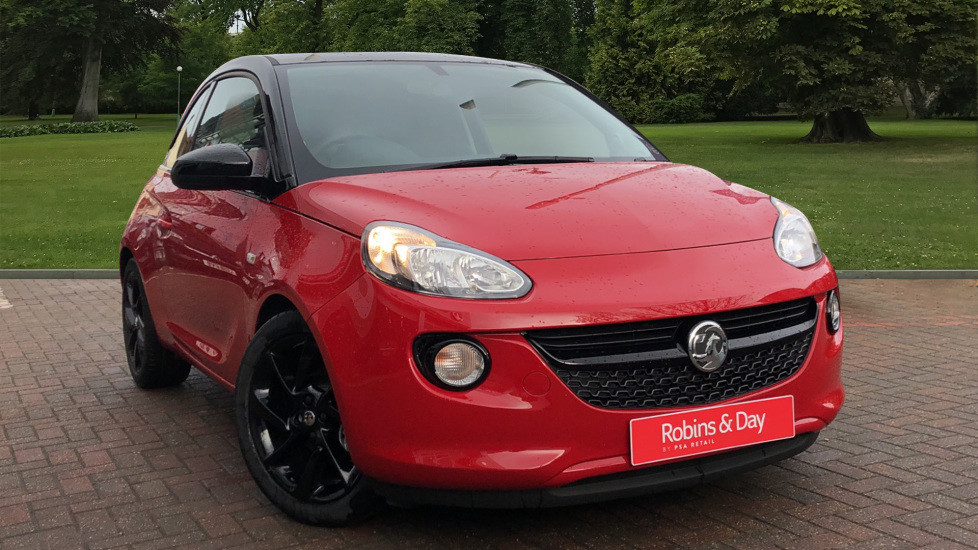 Used Vauxhall ADAM Hatchback 1.2i ENERGISED 3dr