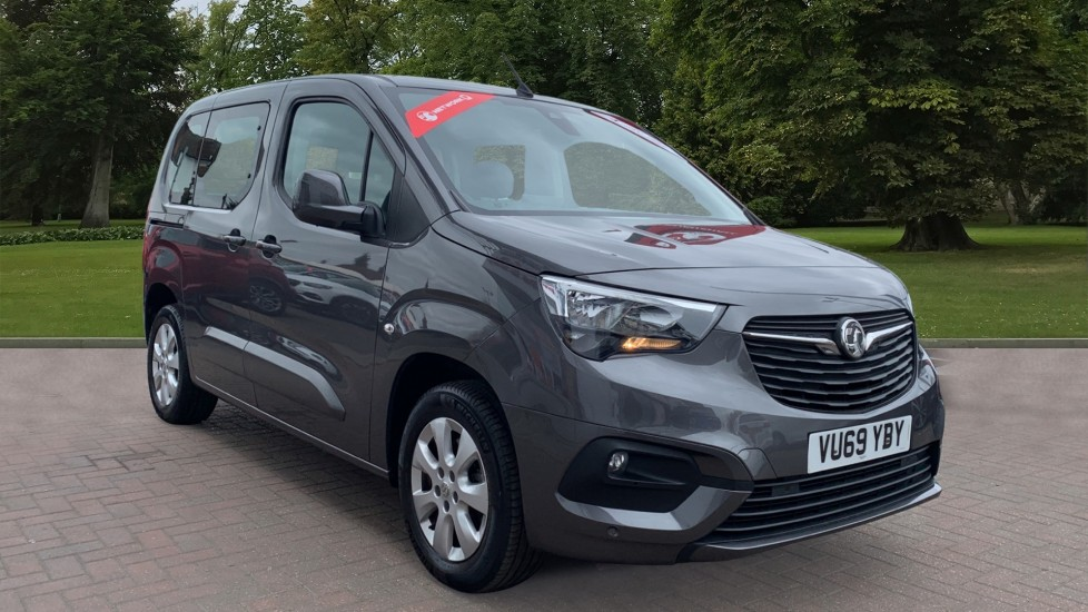 Used Vauxhall Combo Life MPV 1.5 Turbo D BlueInjection Energy Auto (s/s) 5dr