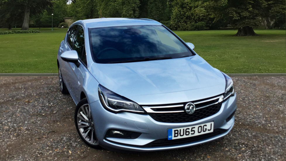 Used Vauxhall ASTRA Hatchback 1.6 CDTi BlueInjection SRi (s/s) 5dr