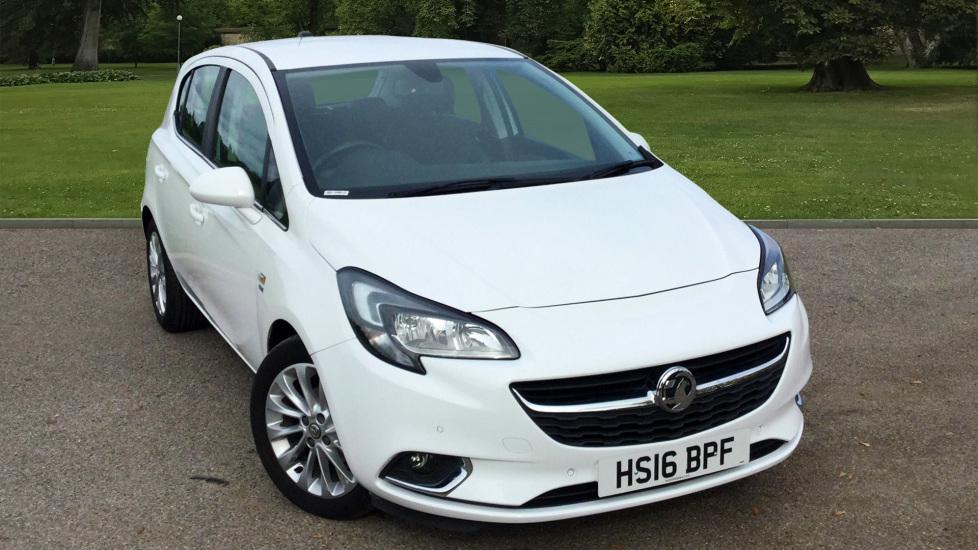 Used Vauxhall Corsa Hatchback 1.4i ecoFLEX SE 5dr