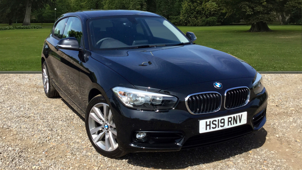 Used BMW 1 SERIES Hatchback 1.5 116d Sport Sports Hatch Auto (s/s) 3dr