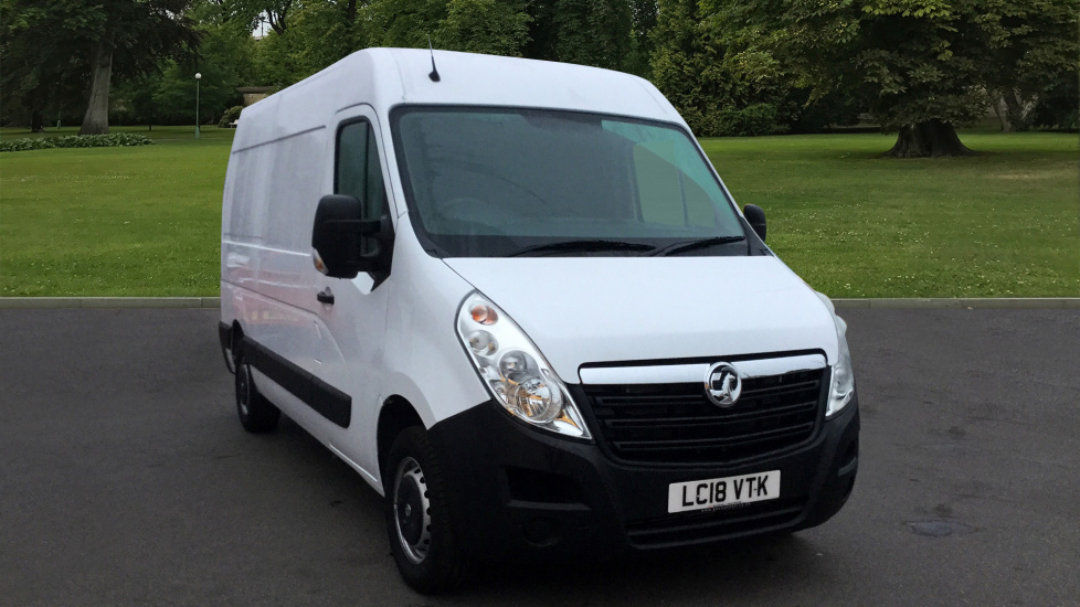 Used Vauxhall MOVANO Unlisted