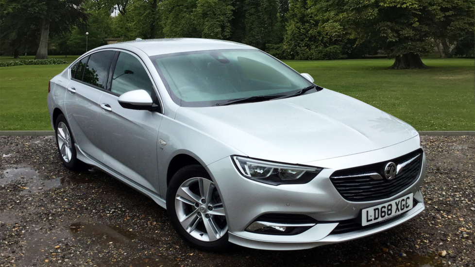 Used Vauxhall Insignia Hatchback 1.6 Turbo D BlueInjection SRi VX Line Nav Grand Sport (s/s) 5dr
