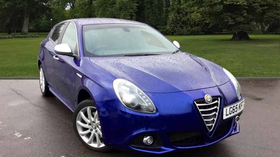 Used Alfa Romeo GIULIETTA Hatchback 1.4 TB MultiAir Exclusive ALFA TCT (s/s) 5dr